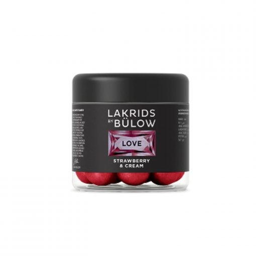 LAKRIDS BY BÜLOW - STRAWBERRY & CREAM SMALL